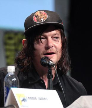 Picture of quotation author Norman Reedus