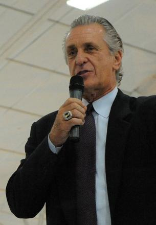 Picture of quotation author Pat Riley