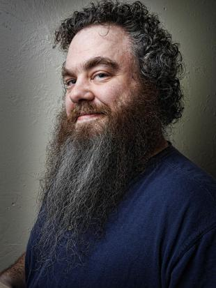 Picture of quotation author Patrick Rothfuss