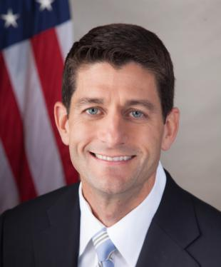 Picture of quotation author Paul Ryan