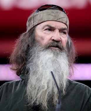Picture of quotation author Phil Robertson