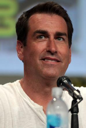 Picture of quotation author Rob Riggle