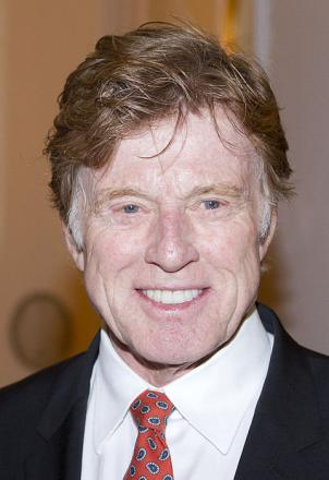 Picture of quotation author Robert Redford