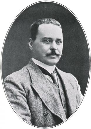 Picture of quotation author Ronald Ross