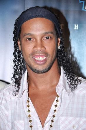 Picture of quotation author Ronaldinho