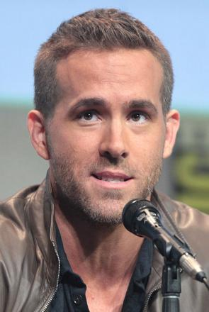Picture of quotation author Ryan Reynolds