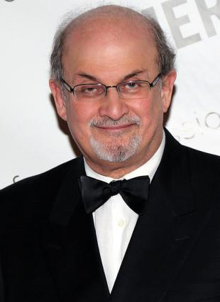 Picture of quotation author Salman Rushdie