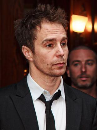 Picture of quotation author Sam Rockwell