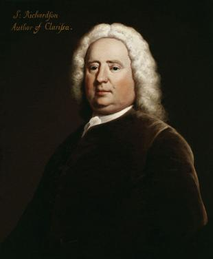 Picture of quotation author Samuel Richardson