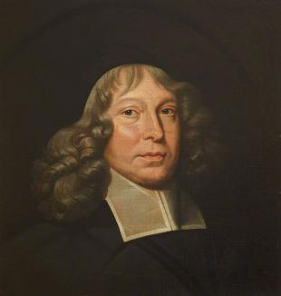 Picture of quotation author Samuel Rutherford