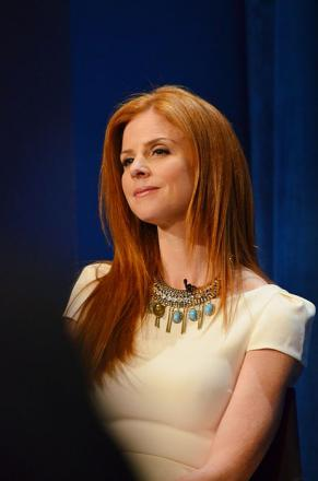 Picture of quotation author Sarah Rafferty