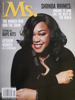 Picture of quotation author Shonda Rhimes