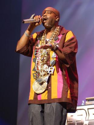 Picture of quotation author Slick Rick