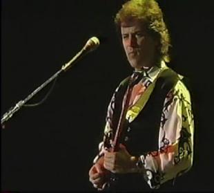 Picture of quotation author Trevor Rabin