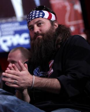 Picture of quotation author Willie Robertson