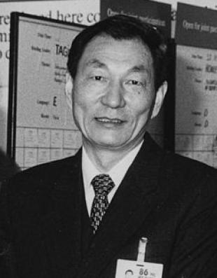 Picture of quotation author Zhu Rongji