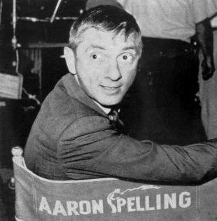 Picture of quotation author Aaron Spelling