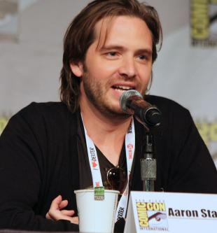 Picture of quotation author Aaron Stanford