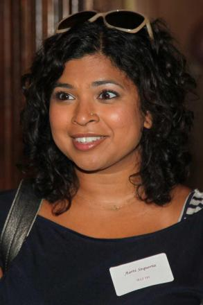 Picture of quotation author Aarti Sequeira