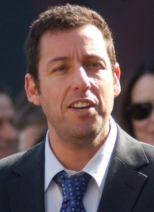 Picture of quotation author Adam Sandler