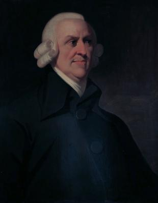 Picture of quotation author Adam Smith