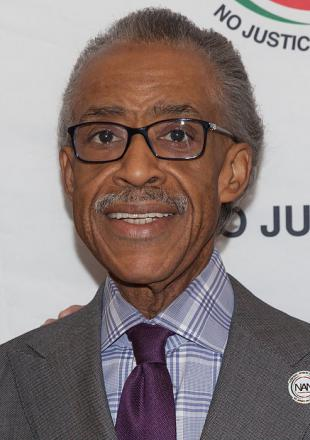 Picture of quotation author Al Sharpton