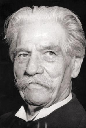 Picture of quotation author Albert Schweitzer
