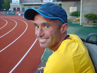 Picture of quotation author Alberto Salazar