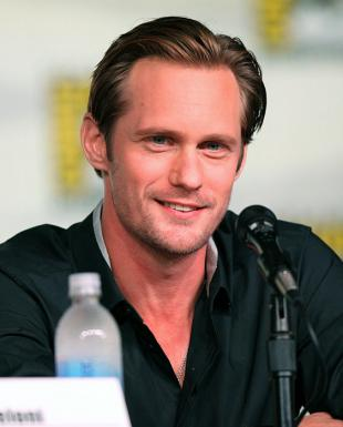 Picture of quotation author Alexander Skarsgard