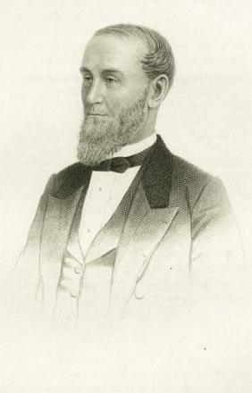 Picture of quotation author Alexander Turney Stewart