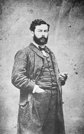 Picture of quotation author Alfred Sisley
