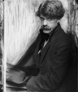 Picture of quotation author Alfred Stieglitz