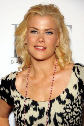 Picture of quotation author Alison Sweeney