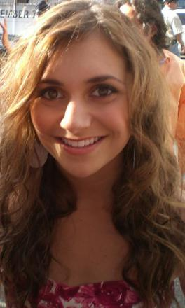 Picture of quotation author Alyson Stoner