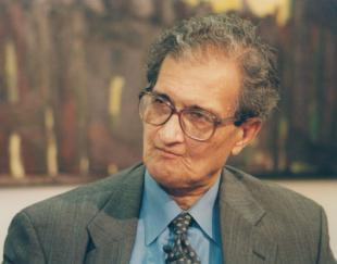 Picture of quotation author Amartya Sen