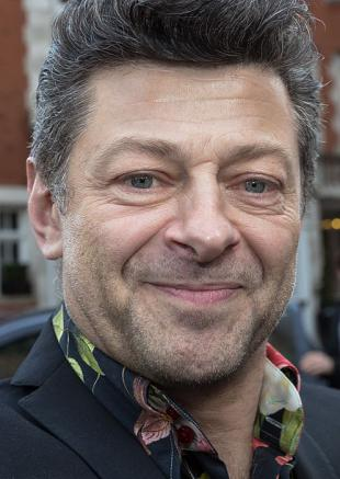 Picture of quotation author Andy Serkis