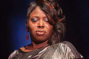 Picture of quotation author Angie Stone