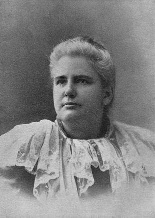 Picture of quotation author Anna Howard Shaw