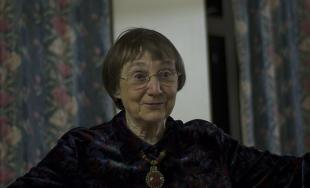 Picture of quotation author Anne Stevenson