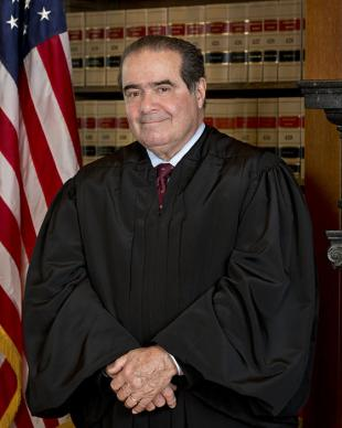 Picture of quotation author Antonin Scalia