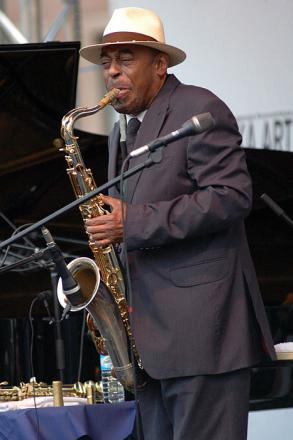 Picture of quotation author Archie Shepp