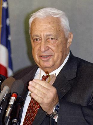 Picture of quotation author Ariel Sharon