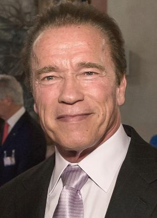 Picture of quotation author Arnold Schwarzenegger