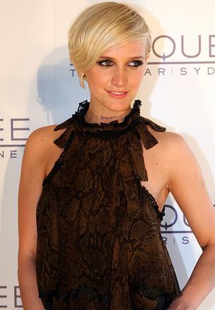 Picture of quotation author Ashlee Simpson