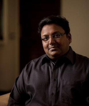Picture of quotation author Ashwin Sanghi