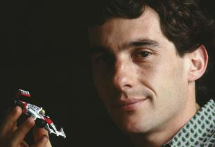 Picture of quotation author Ayrton Senna