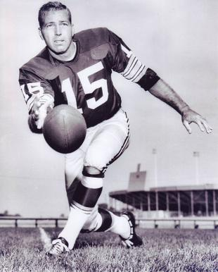 Picture of quotation author Bart Starr