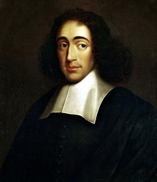 Picture of quotation author Baruch Spinoza