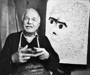 Picture of quotation author Ben Shahn