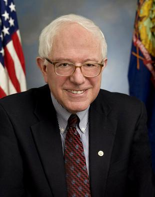 Picture of quotation author Bernie Sanders
